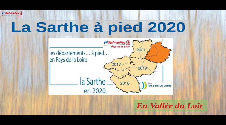 Sarthe à Pied 2020