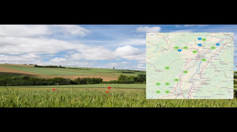 ALSACE : Les itinéraires de randonnée téléchargeables