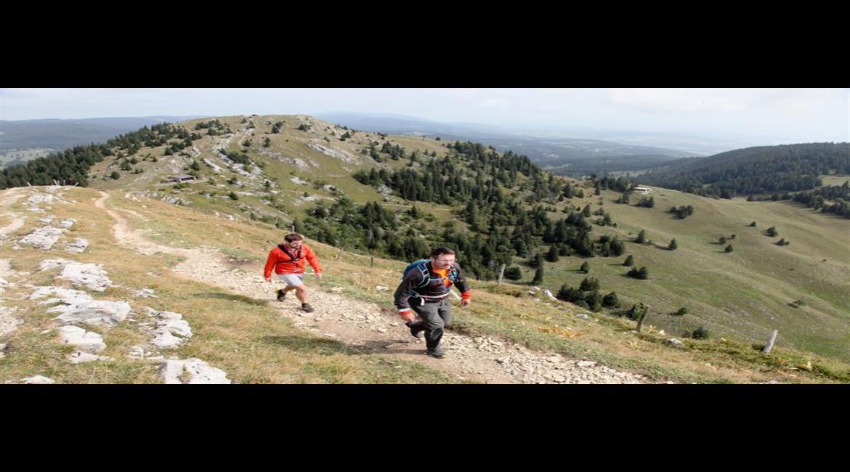 JURA : Itinérance sur l'Échappée jurassienne
